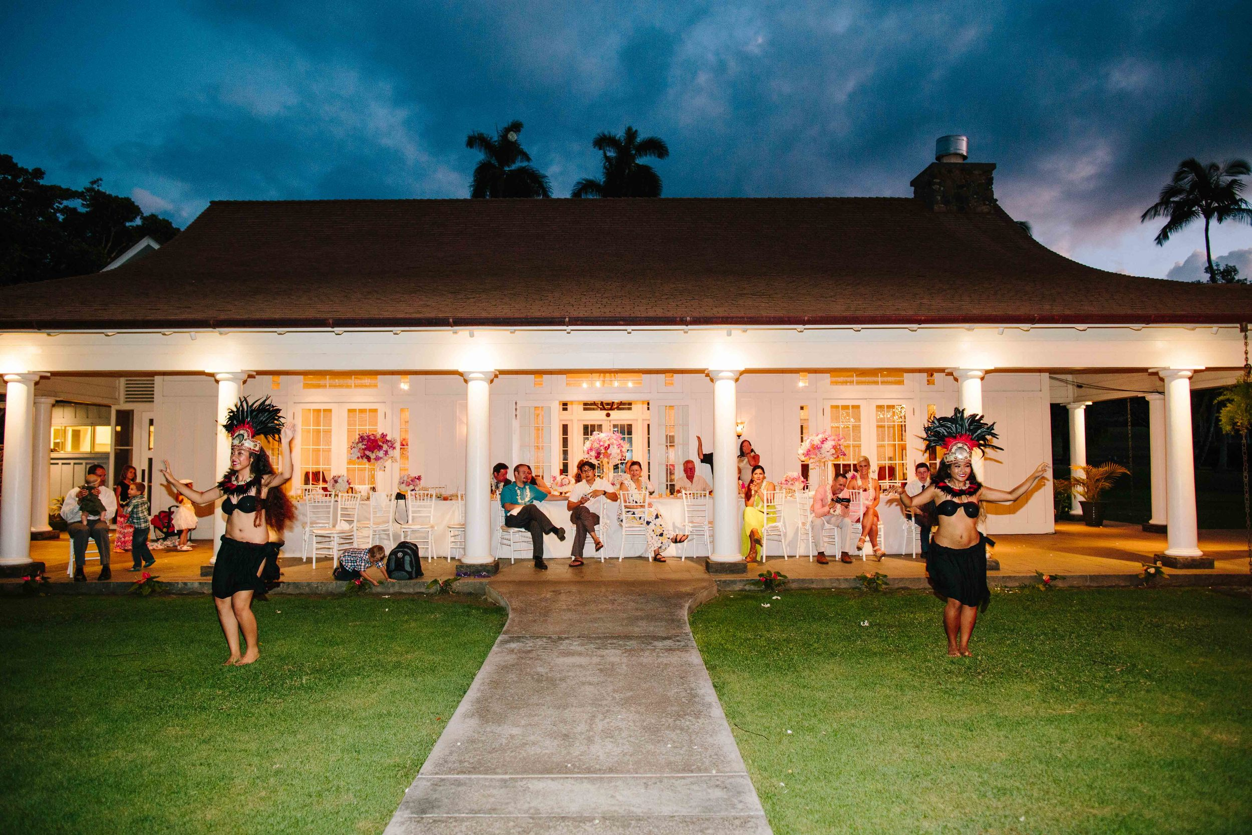 Evening Event at Dillingham Ranch