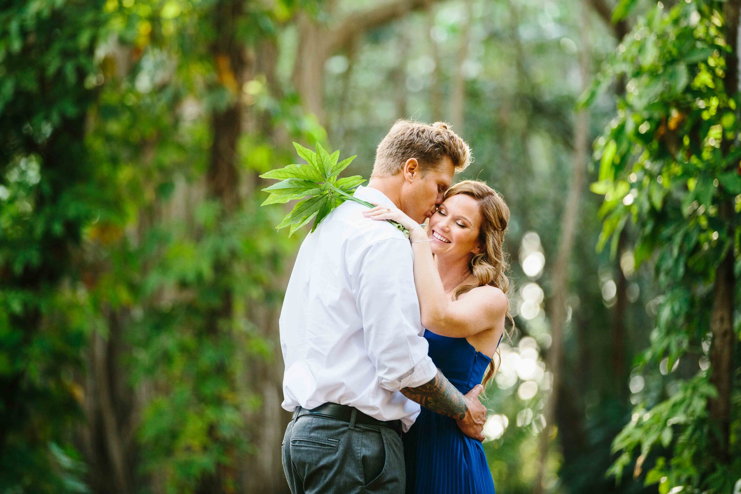 Romantic Engagement Portraits