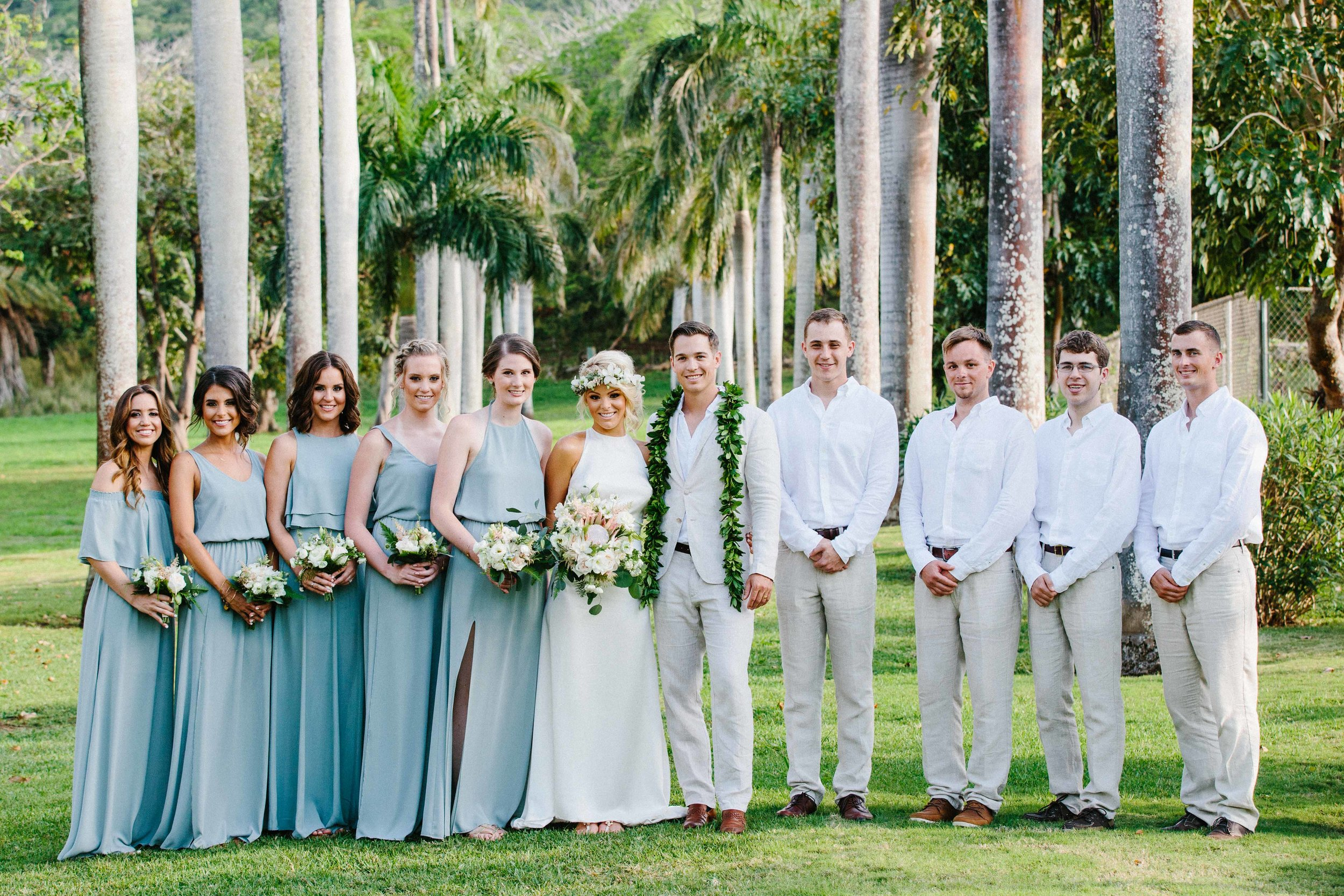 Friends Of The Newlyweds