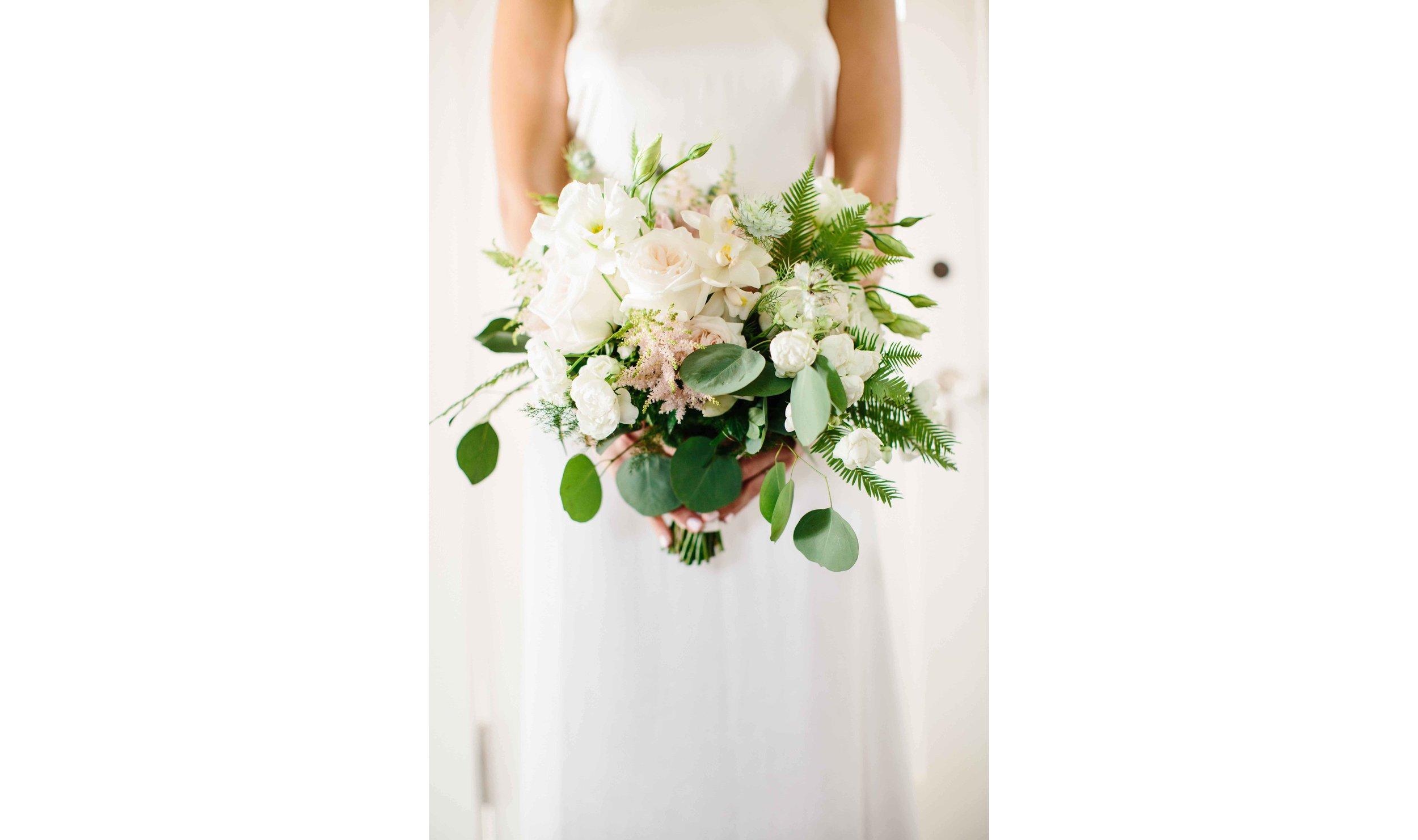 Bridal Bouquet Hawaii Photography