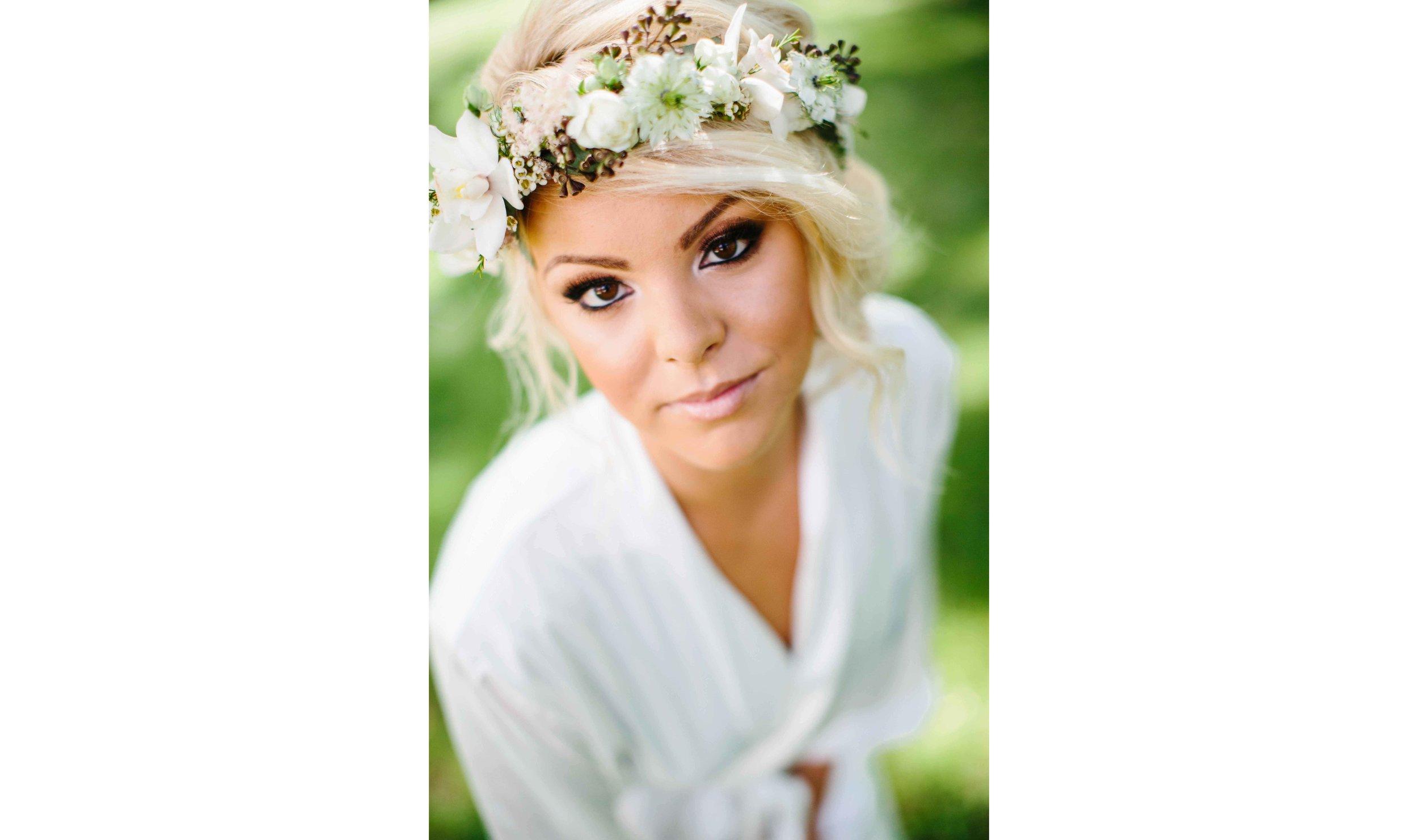 Blonde Bride Hawaii Wedding Photography