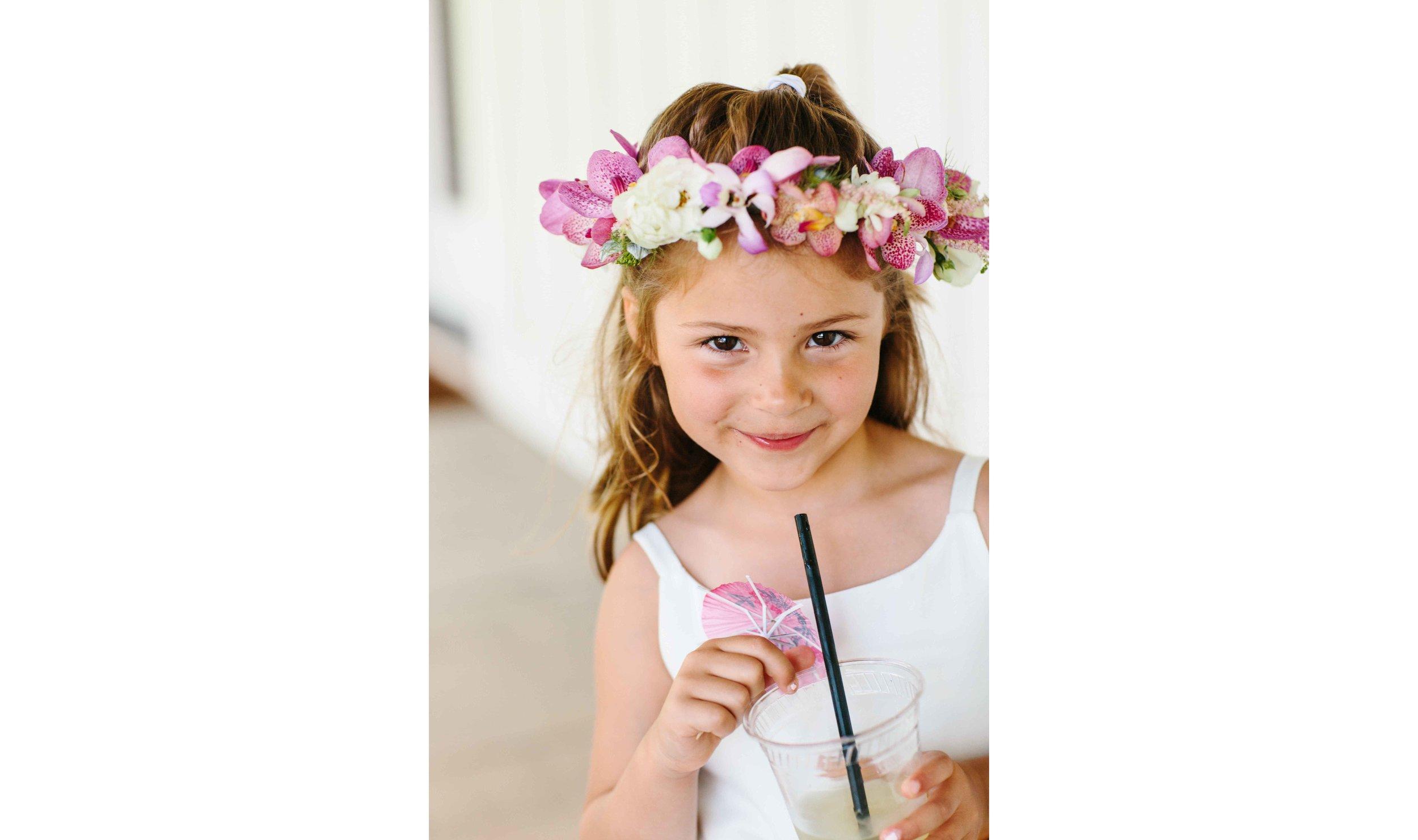 Flower Girl Power at Dillingham Ranch