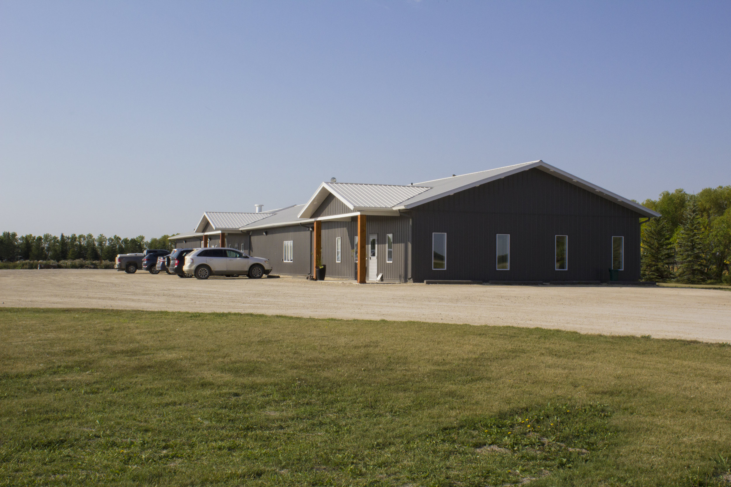 Exterior of Our Clinic