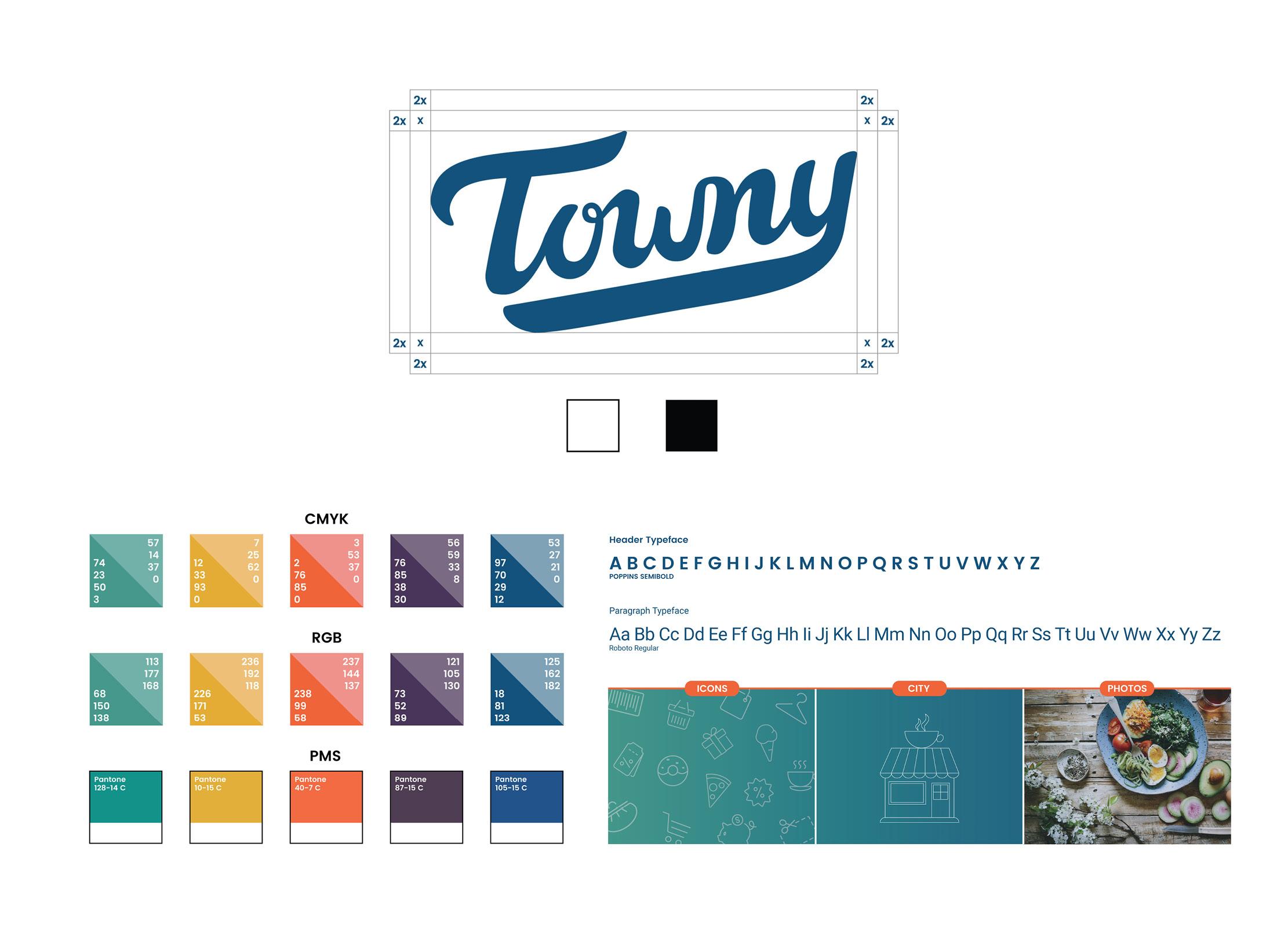 Towny Branding