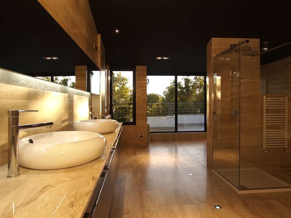 3 simple ways to heat your bathroom