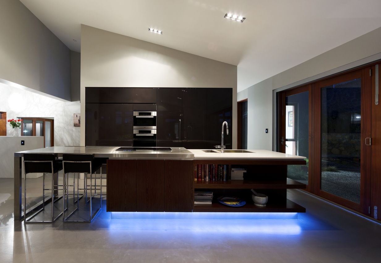 Canberra electrician award-winning home