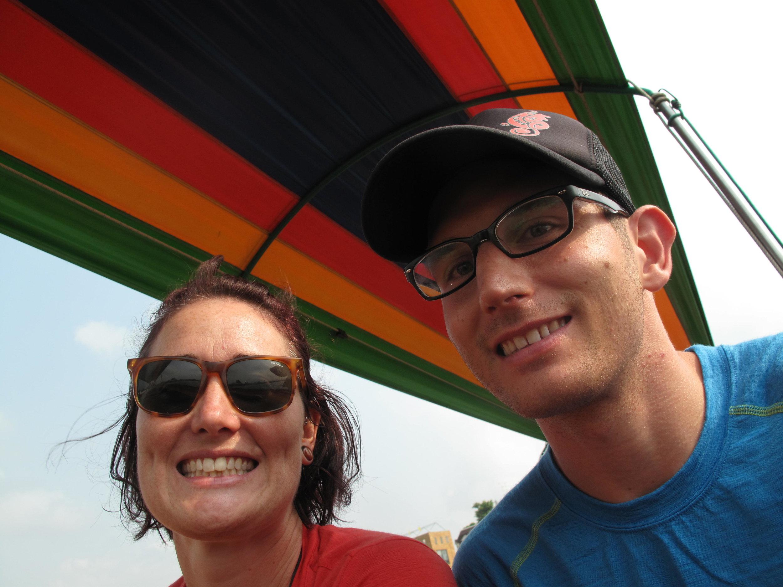 Longtail selfie!!