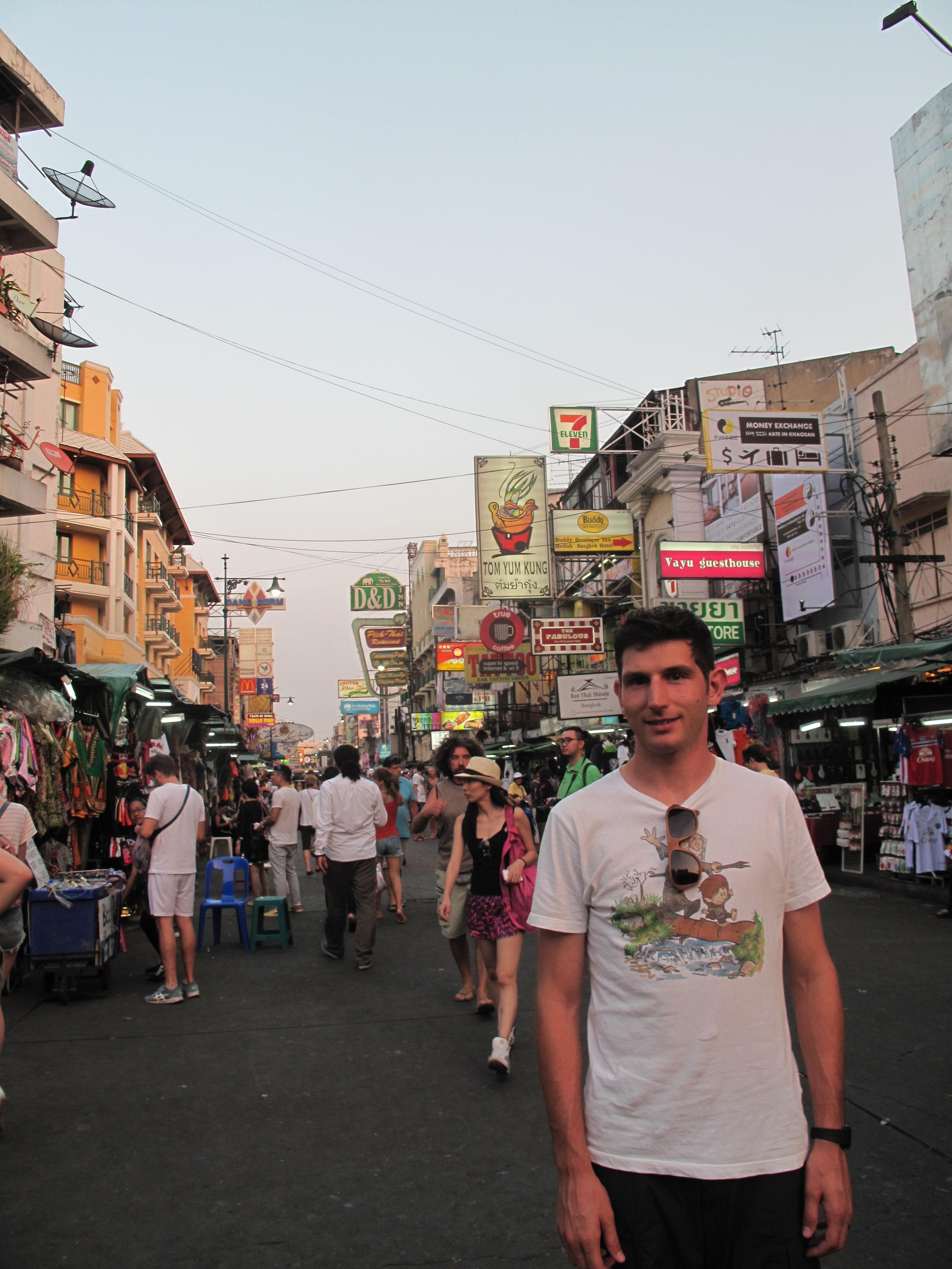 Khao San Rd, Bangkok
