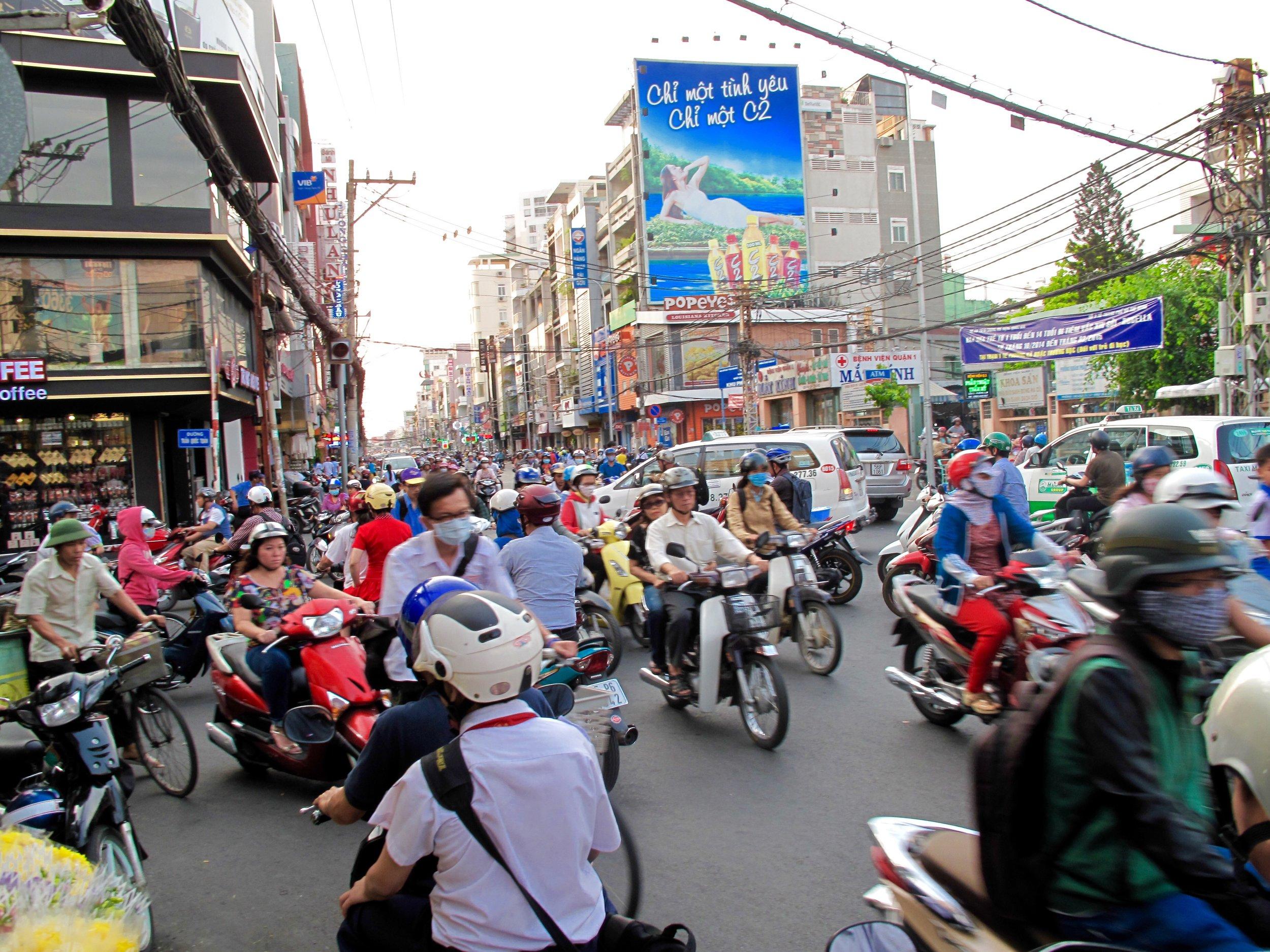 Saigon, Ho Chi Minh City, Vietnam