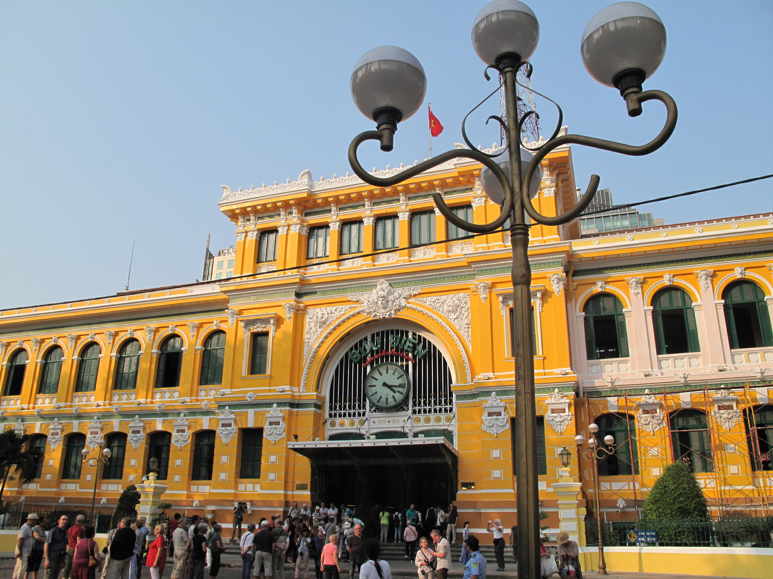 Central Post Office, Ho Chi Minh City