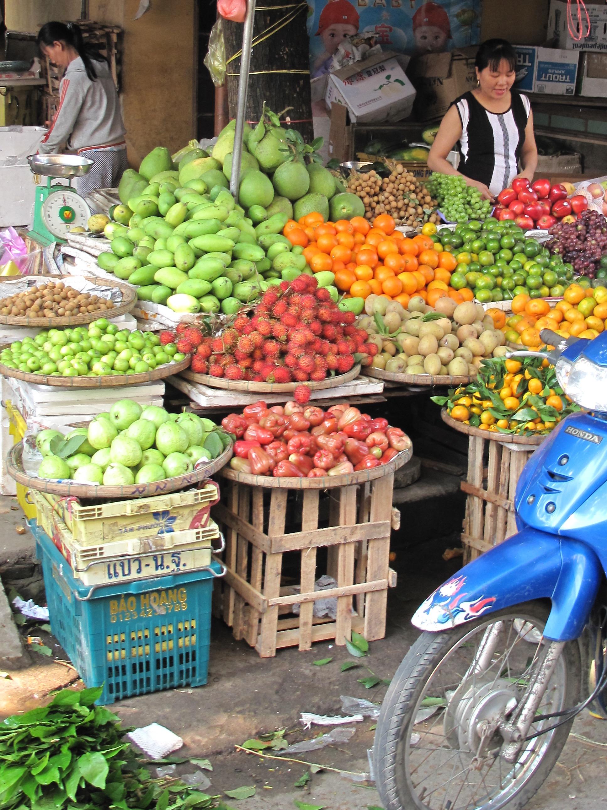 Local markets, Hoi An