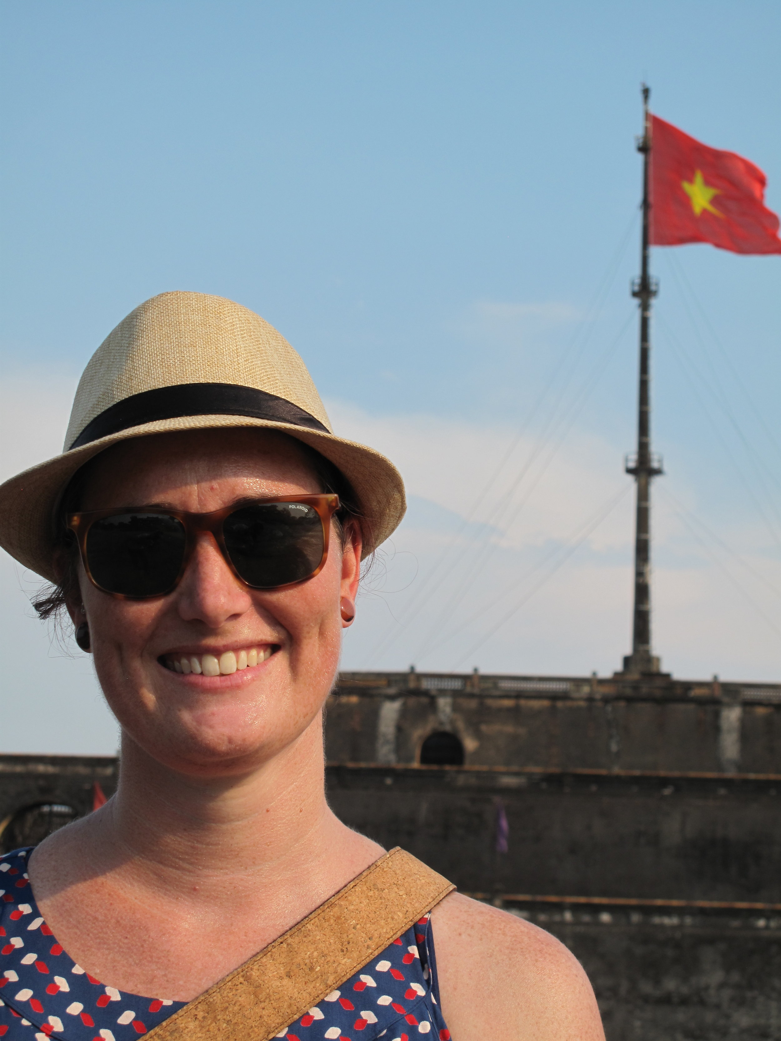 The Imperial Citadel, Hue
