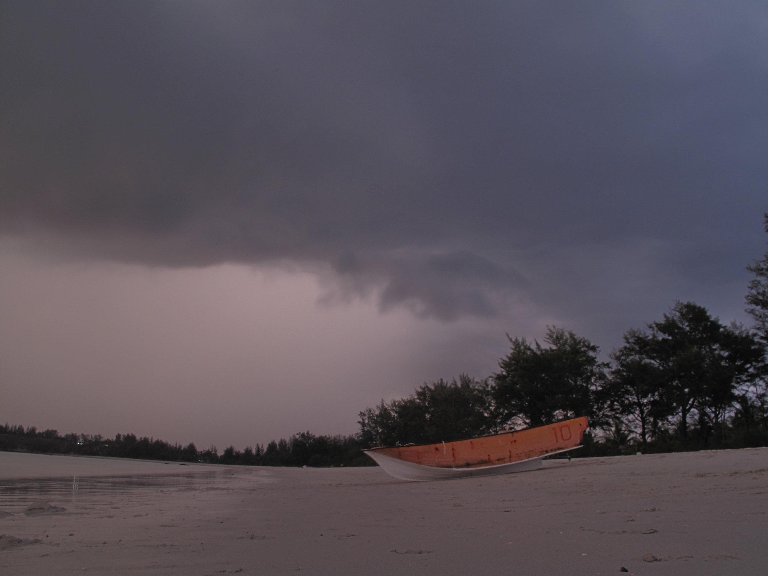 Tip of Borneo, Malaysia