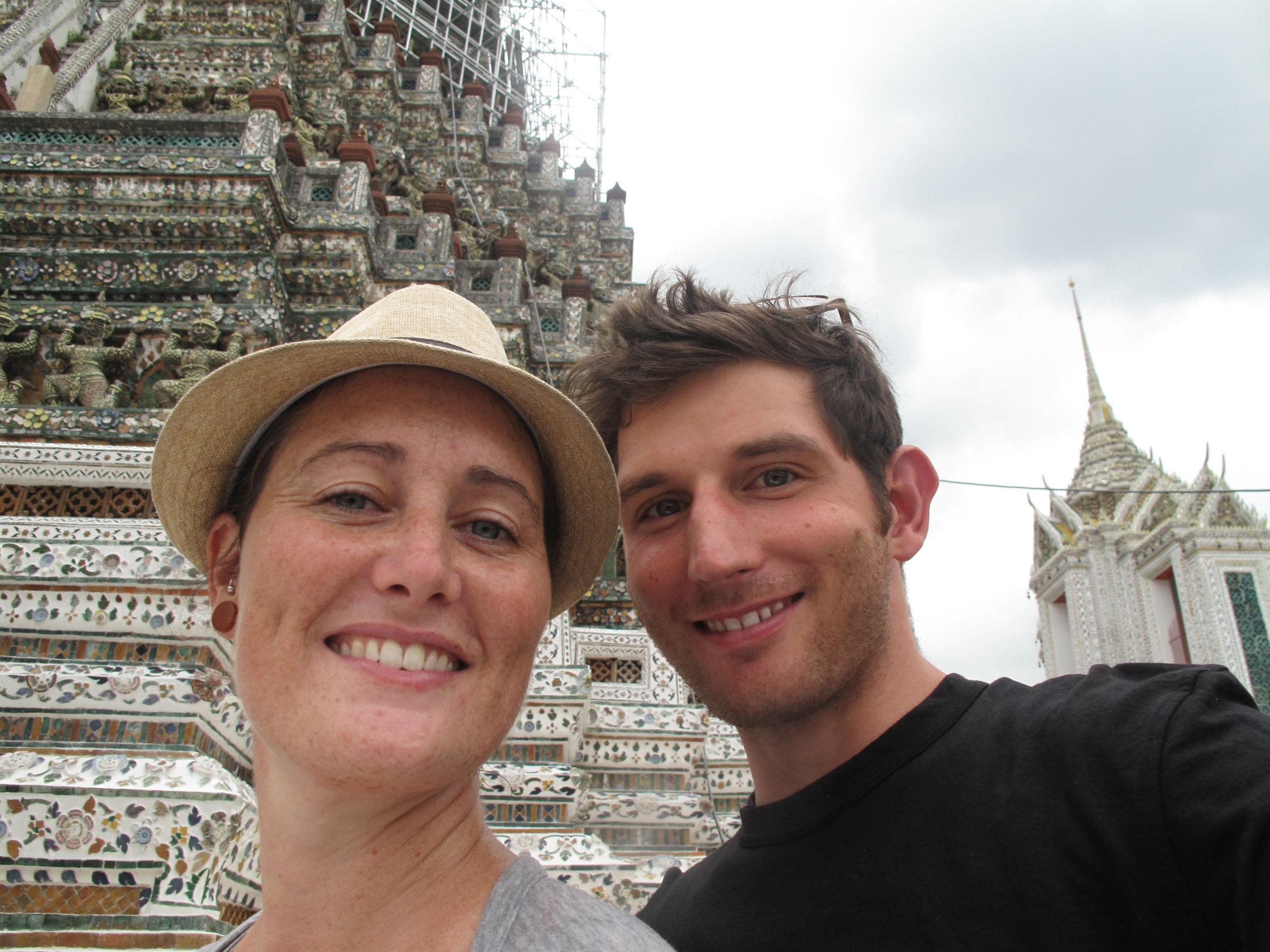 Wat Arun,Bangkok, Thailand