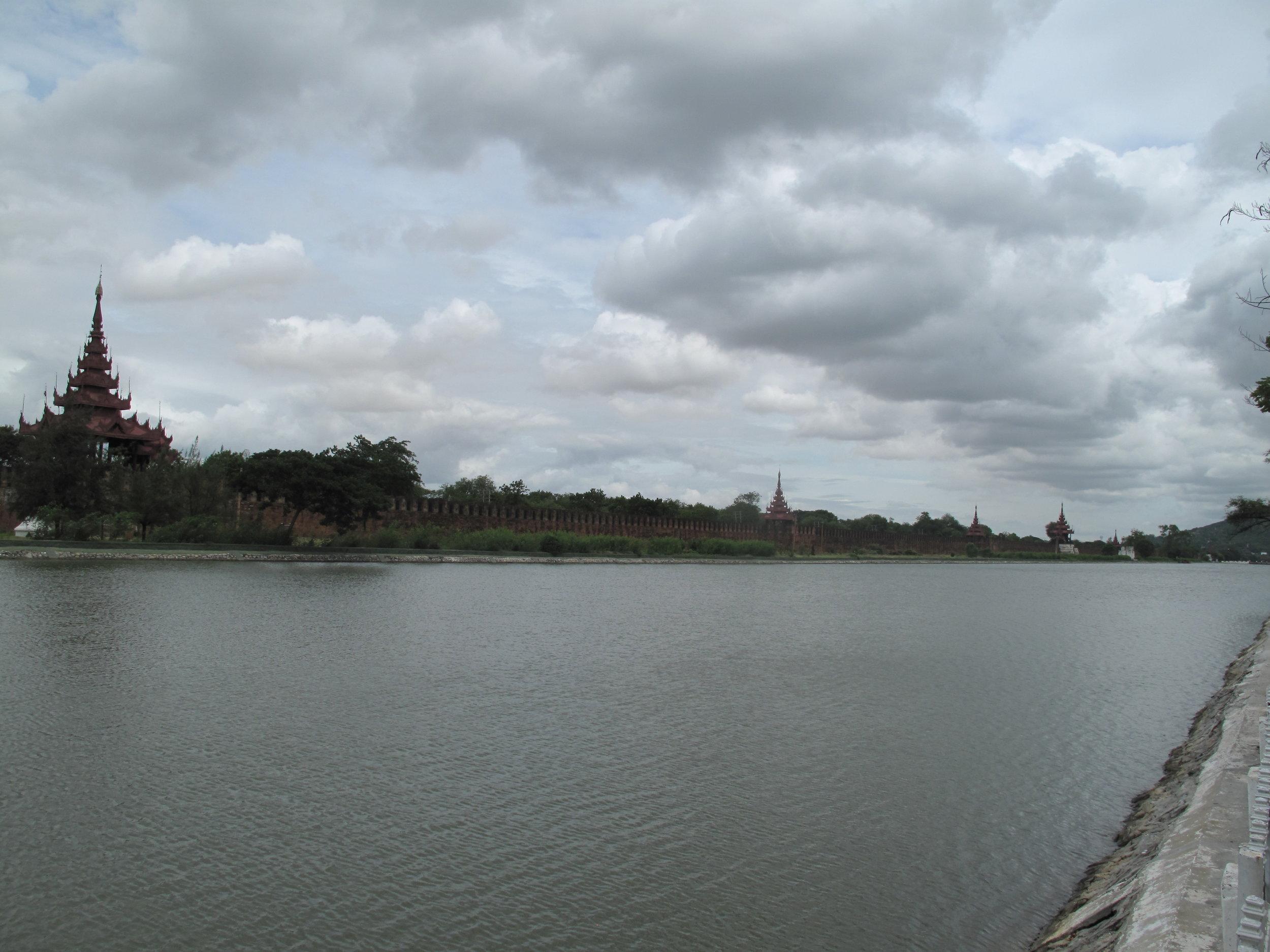 Royal Palace, Mandalay