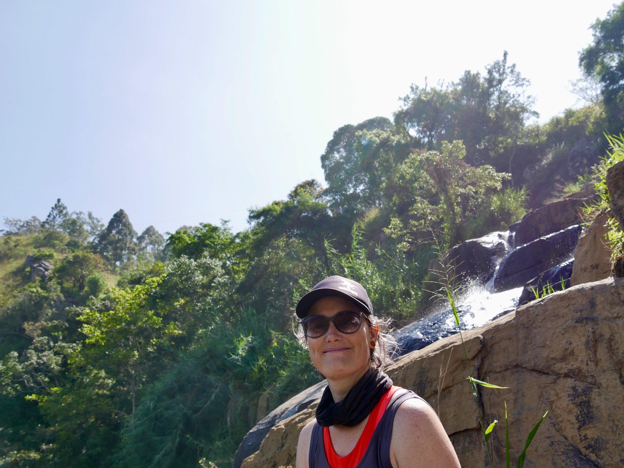 Small Ravana Falls, Ella, Sri Lanka