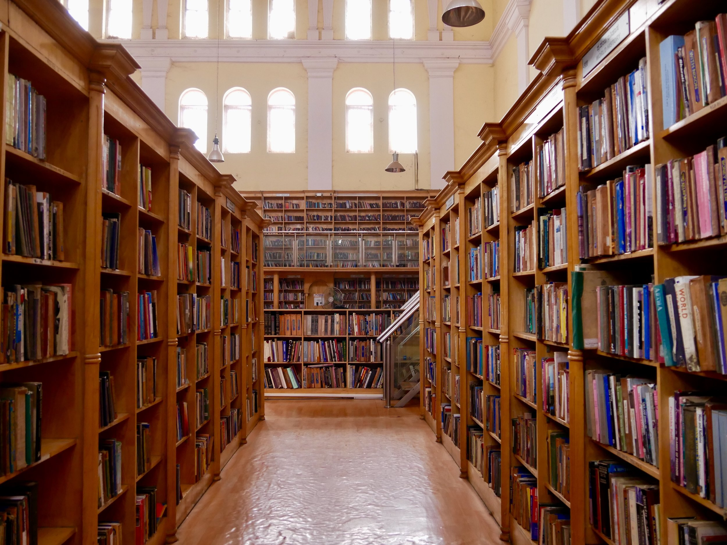 Bangalore Central Library