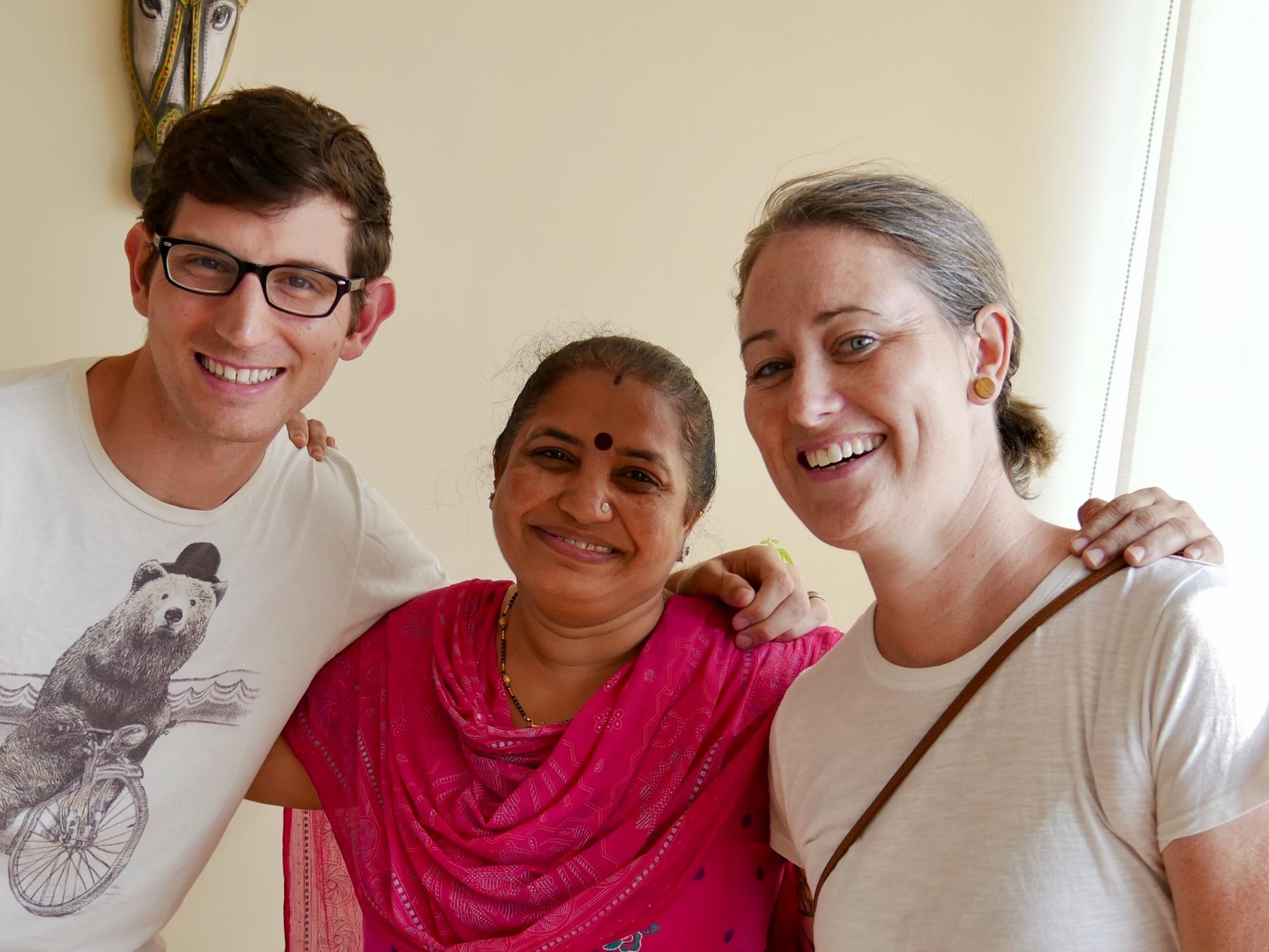 Saying goodbye to Rekha
