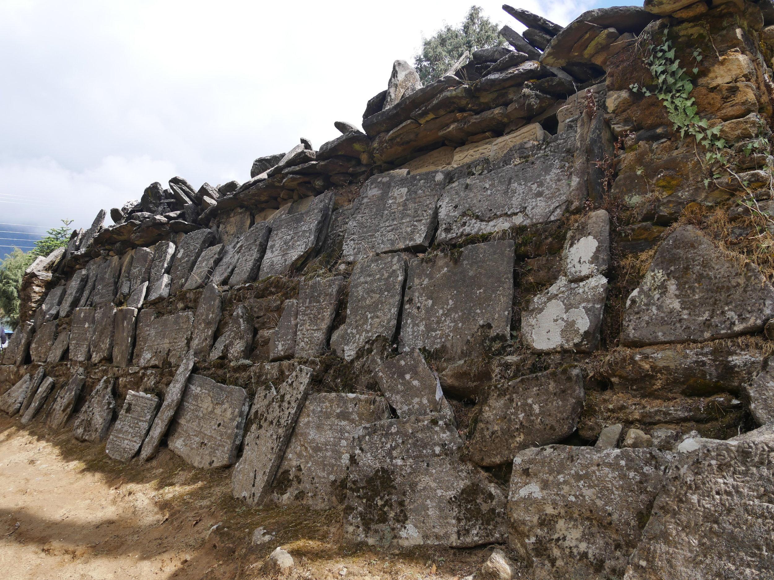 Mani walls