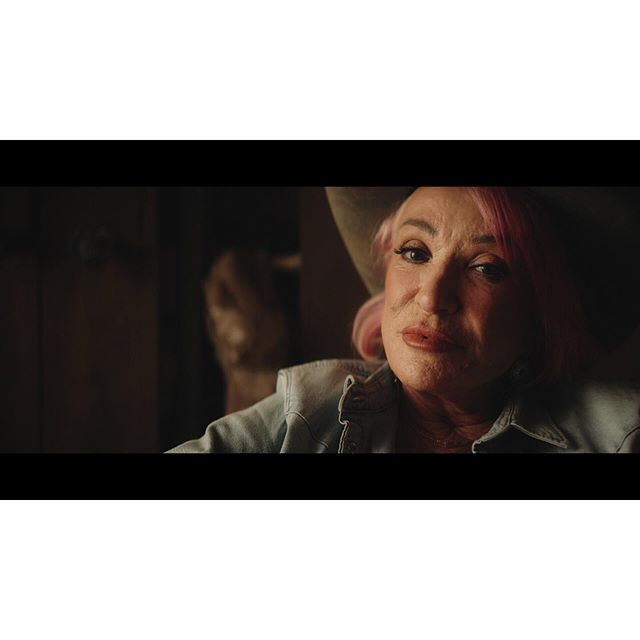 """Still from """"Wheels of Laredo."""" Director Miriam Santos @masklab Produced by @lorenhughes and @thomfennessey Nashville are 👌and the nicest people around!  Captured with RED Monstro through Master Anamorphic lenses. Aerial stuff was with a #djimavicpro2"""