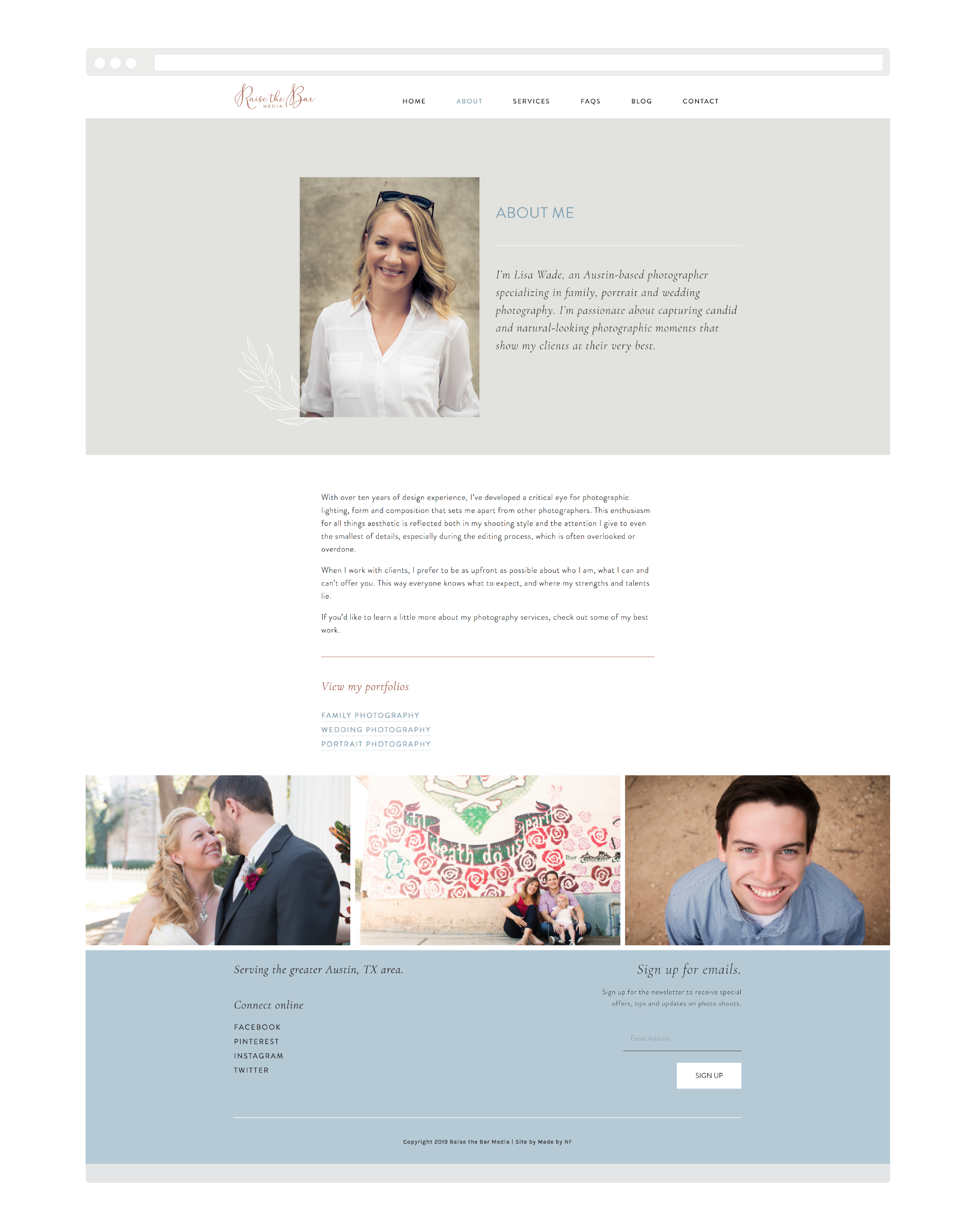 Custom Squarespace Design for Wedding Photographer - Wedding Photographer Squarespace Website copy 2.png