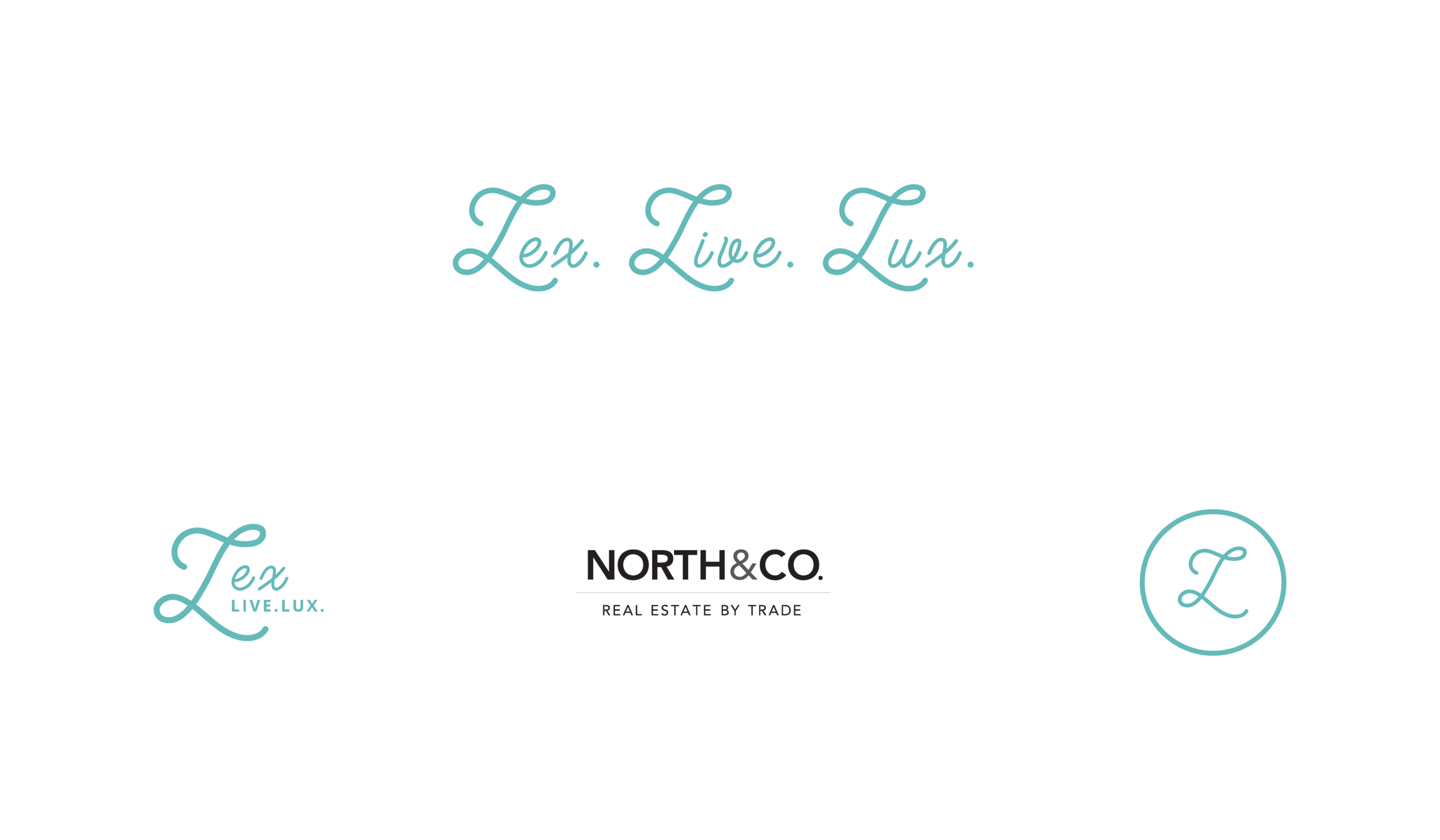 Branding and Identity Design for Luxury Real Estate Agent