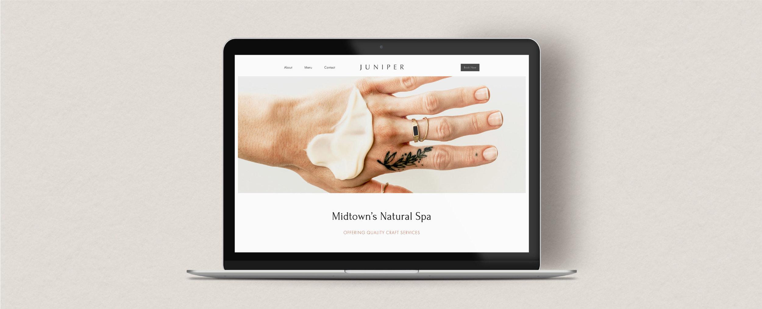 Custom Squarespace Website Design for Holistic Spa - Custom Squarespace Website Designer.jpg