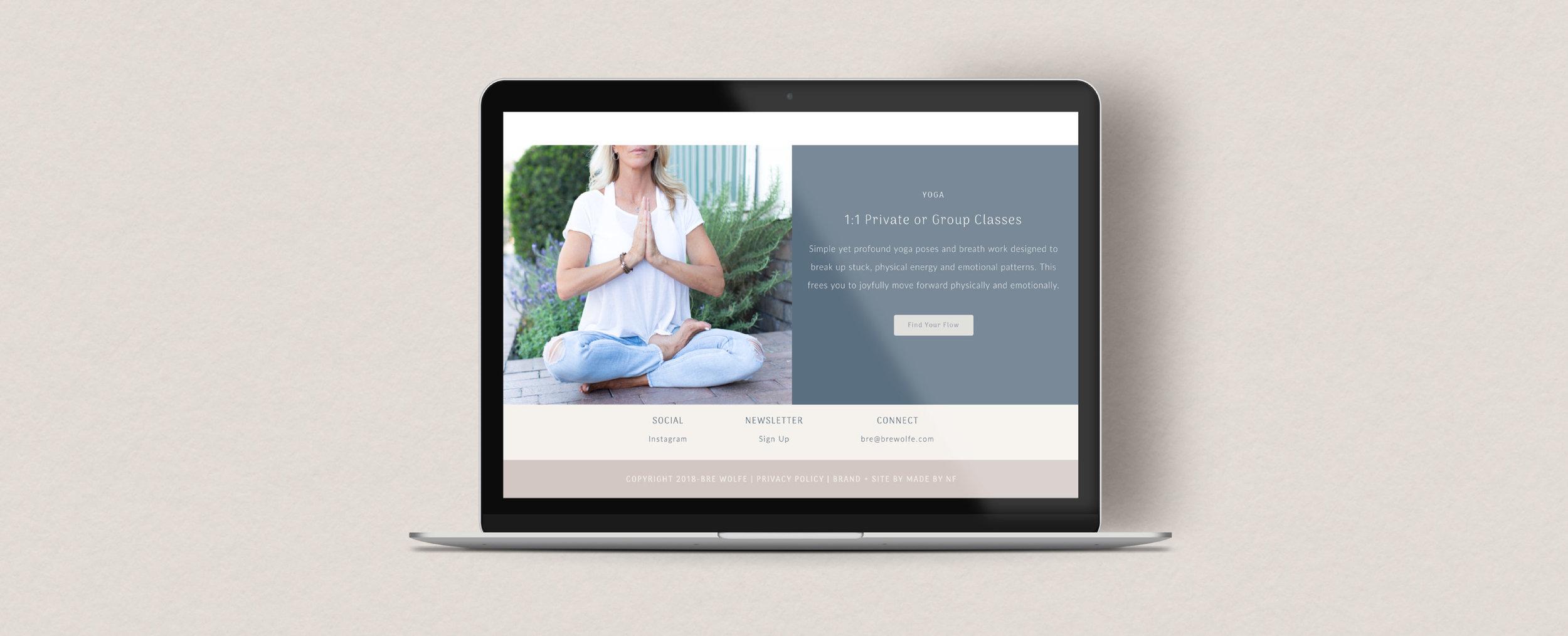 Custom Squarespace Website Design for Holistic Coaches and Holistic Yoga Instructors.jpg