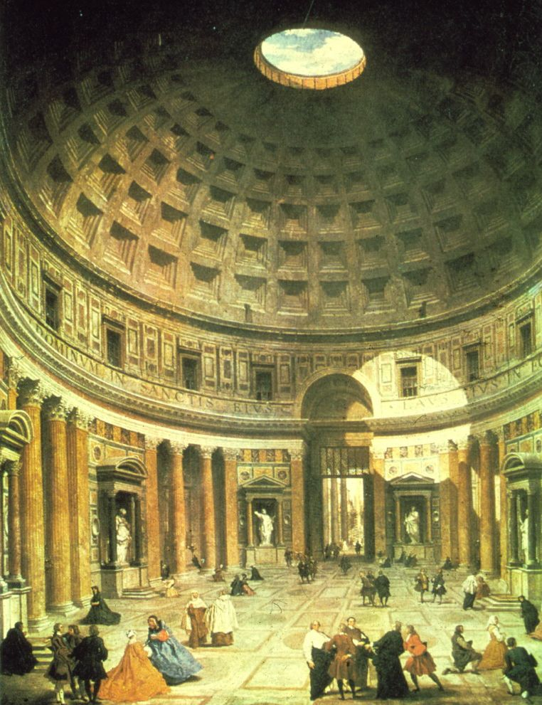 Pantheon Interior.JPG