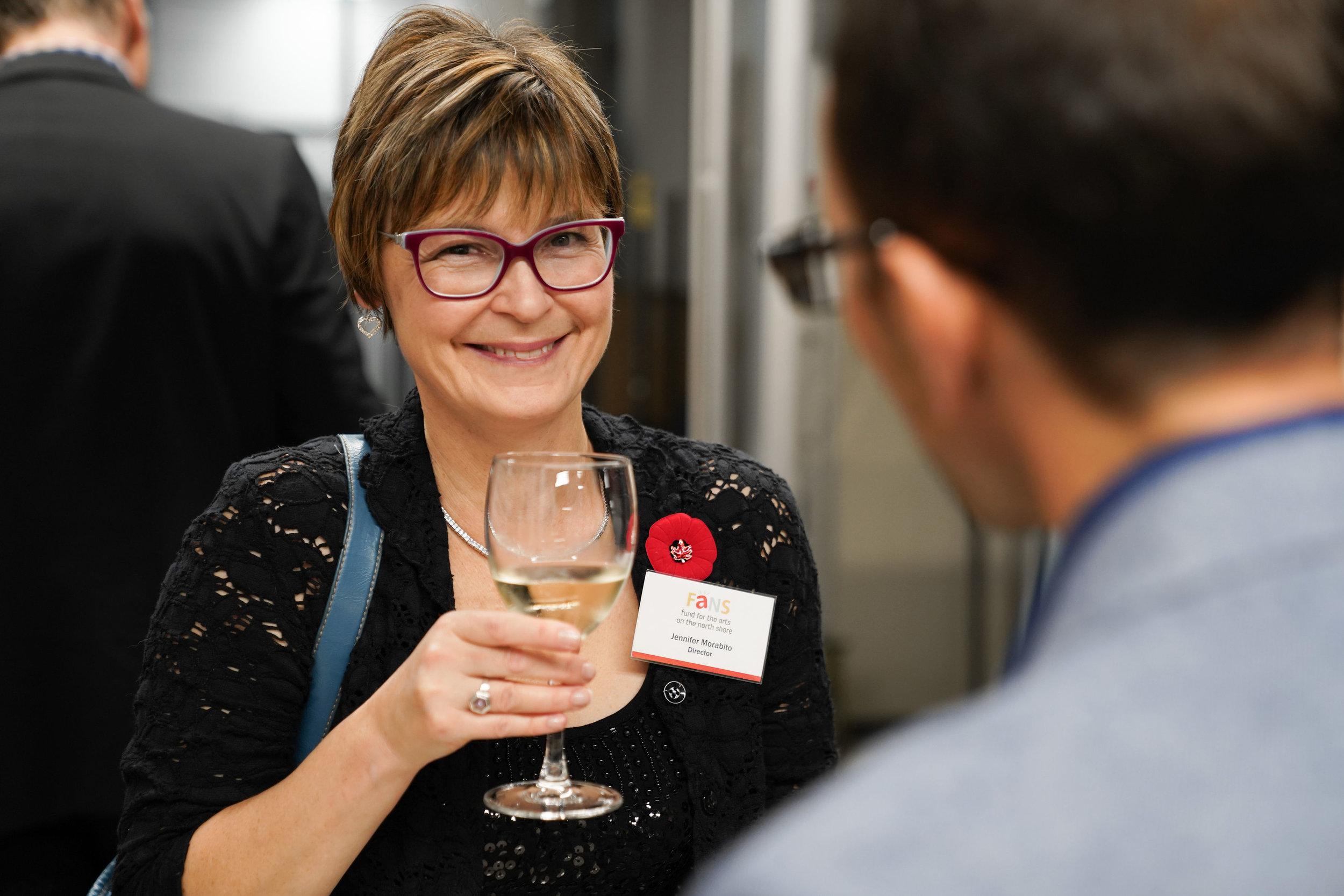 FANS Board member: Jennifer Morabito