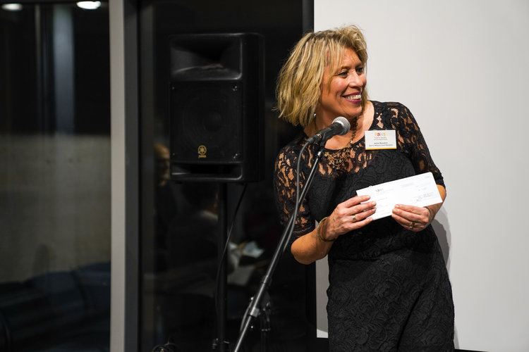 FANS Don S. Williams Grant recipient Janice Beaudoin (Visual Arts)