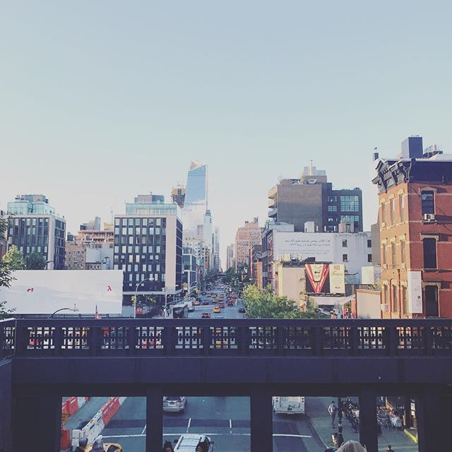 Sunday stroll before a very busy week! #Massox #LookFeelBe #HighLine #CoastToCoast #StartUp #ComingSoon #NYC
