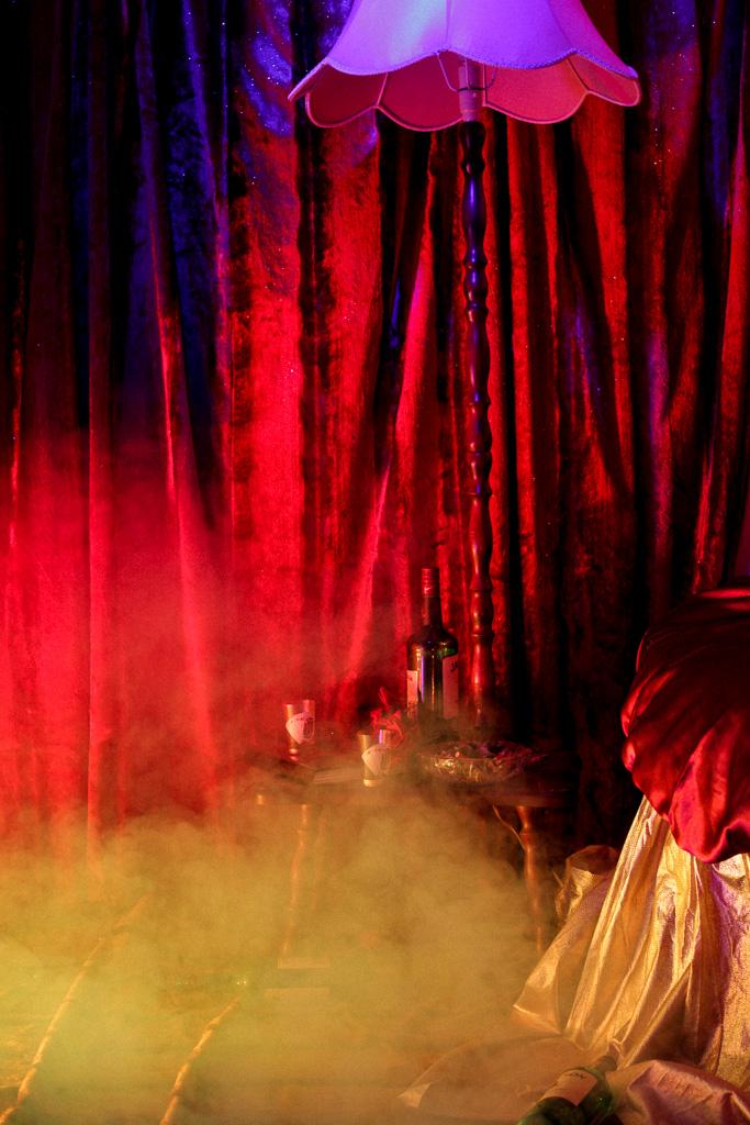 FEVER HOTEL PRESENTS HEARTBREAK DOUBLE FEATURE - PART 2 - Featuring Ariki Mckinney (KBM, Viviens, Red11, MHI) & Phoenix Connolly, featuring Sarsha DouglasMakeup -Natalee Fisher, Hand decorated clothing -Xoë Hall, Creative direction & set design - Xoë & Ashley, Special thanks to Dave McDonald,Carol Cowan, Bonnie Stevenson,Hunters and Collectors, Charlotte Hall,Liz Gibson, Sarsha Douglas,Ziggurat,Jack Becroft
