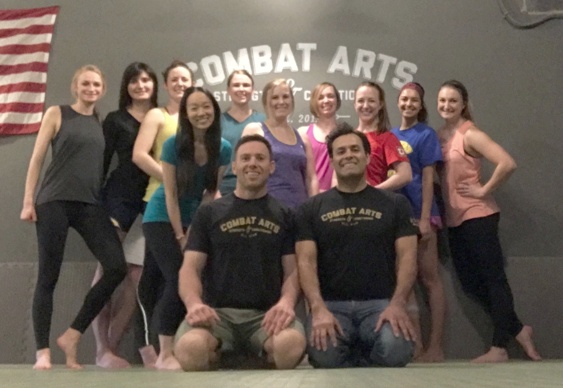 U of U Medical Students self defense workshop