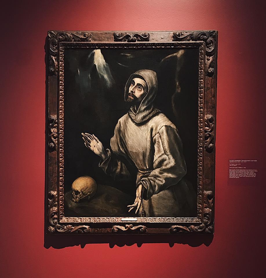 """""""Saint Francis"""" By El Greco"""