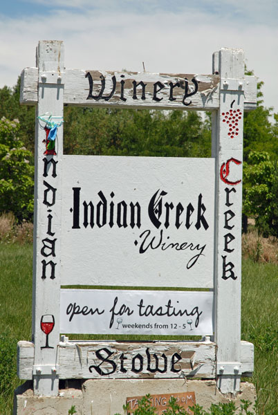 Indian Creek Winery