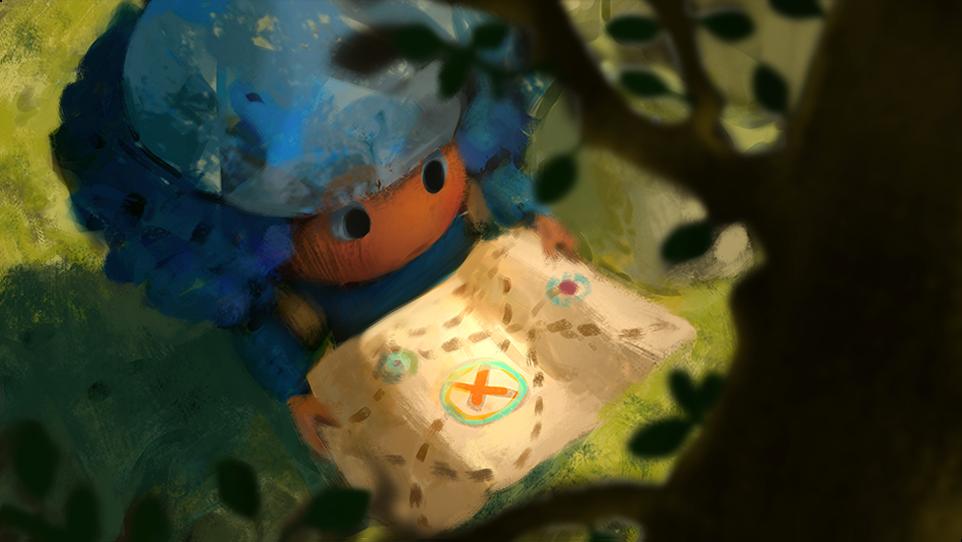 Tiny Flower 1