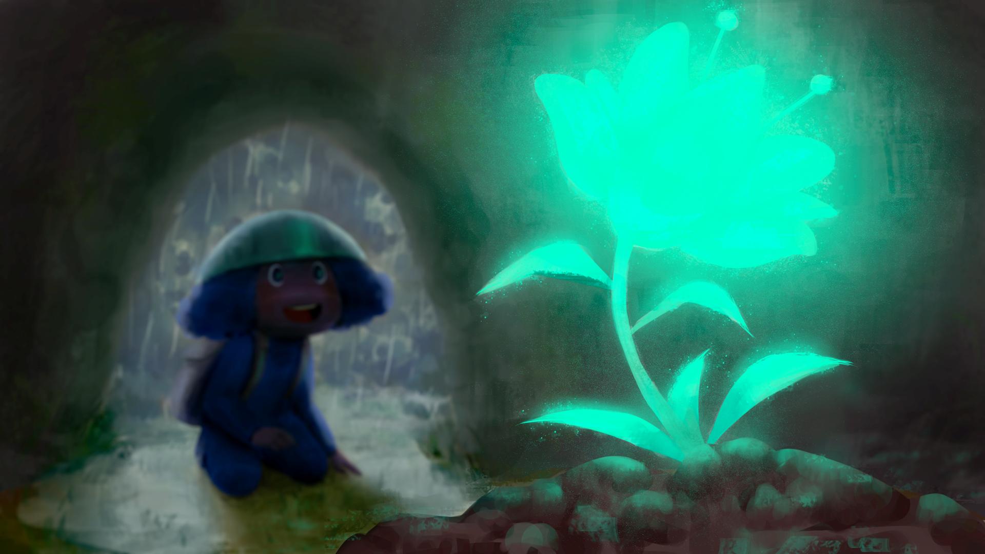 Tiny Flower 2