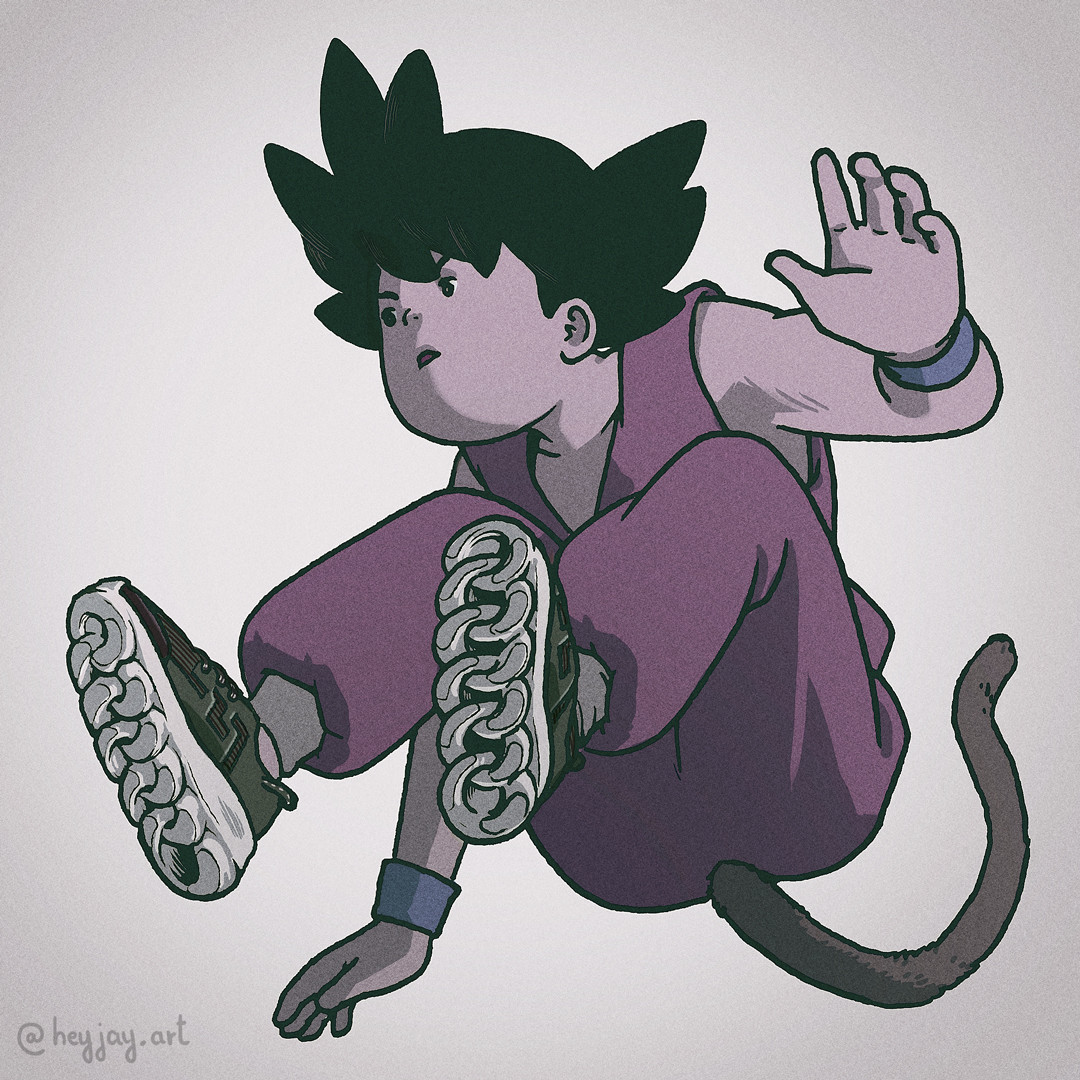 Goku Sneakers