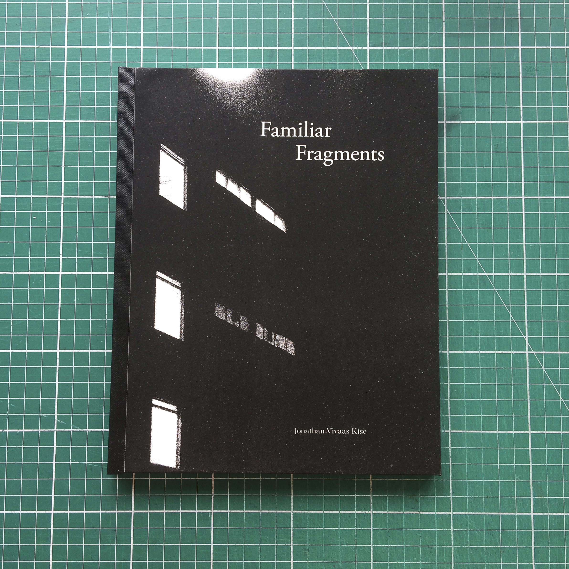 Familiar Fragments Photobook