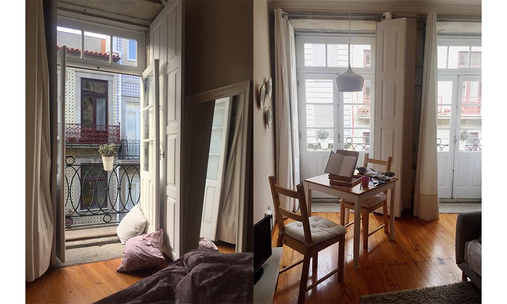 My gorgeous Air BnB apartment