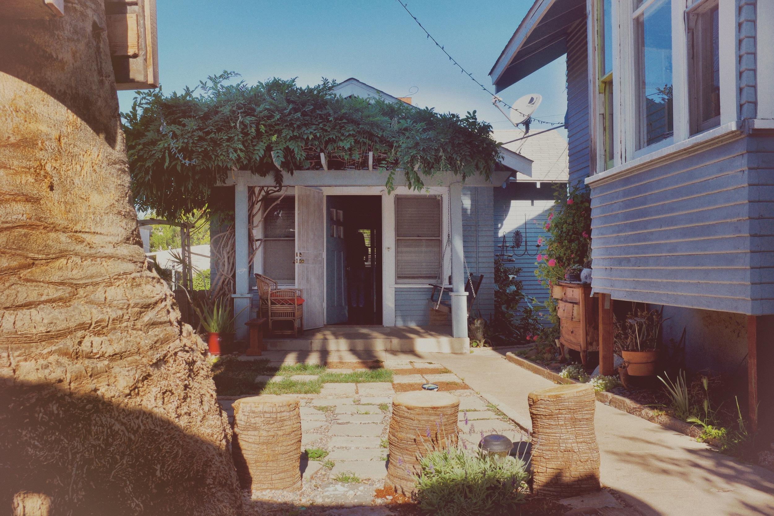 Domek dla gości w North Park w San Diego