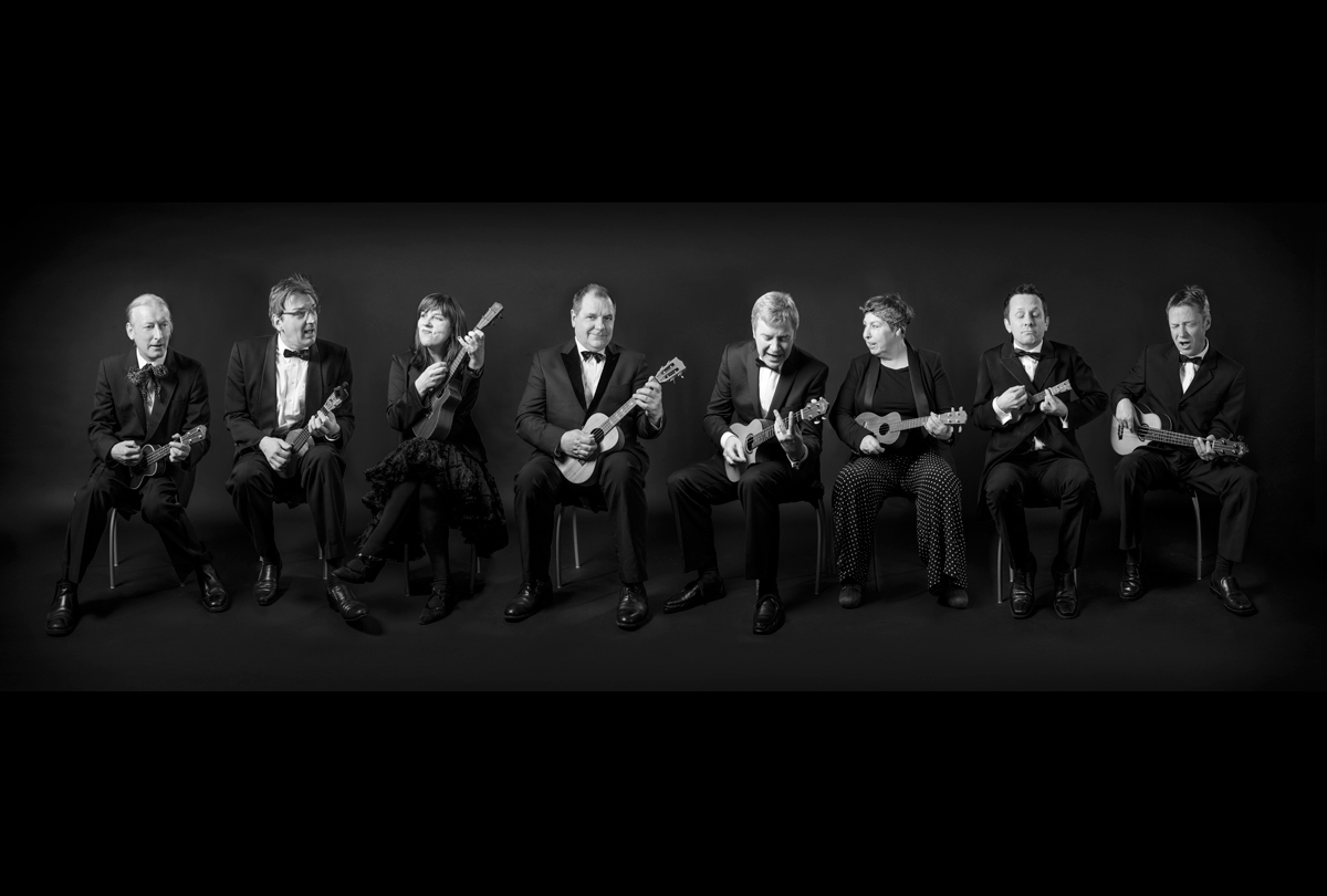 Ukulele Orchestra of Great Britian