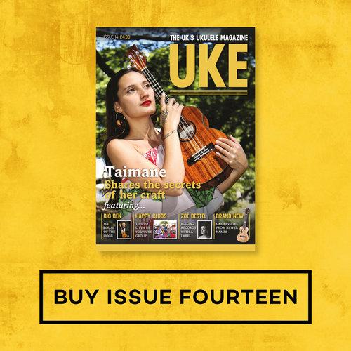 UKE Magazine — World of Ukes