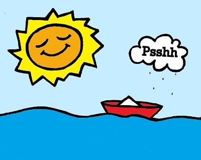 PsshhOctober 4th, 5th,6th & 7th, 2018 - Levine Jewish Community Center The story of water, cloud, sun and boat, Psshh invites the audience to become part of the story through seeing, feeling and hearing.