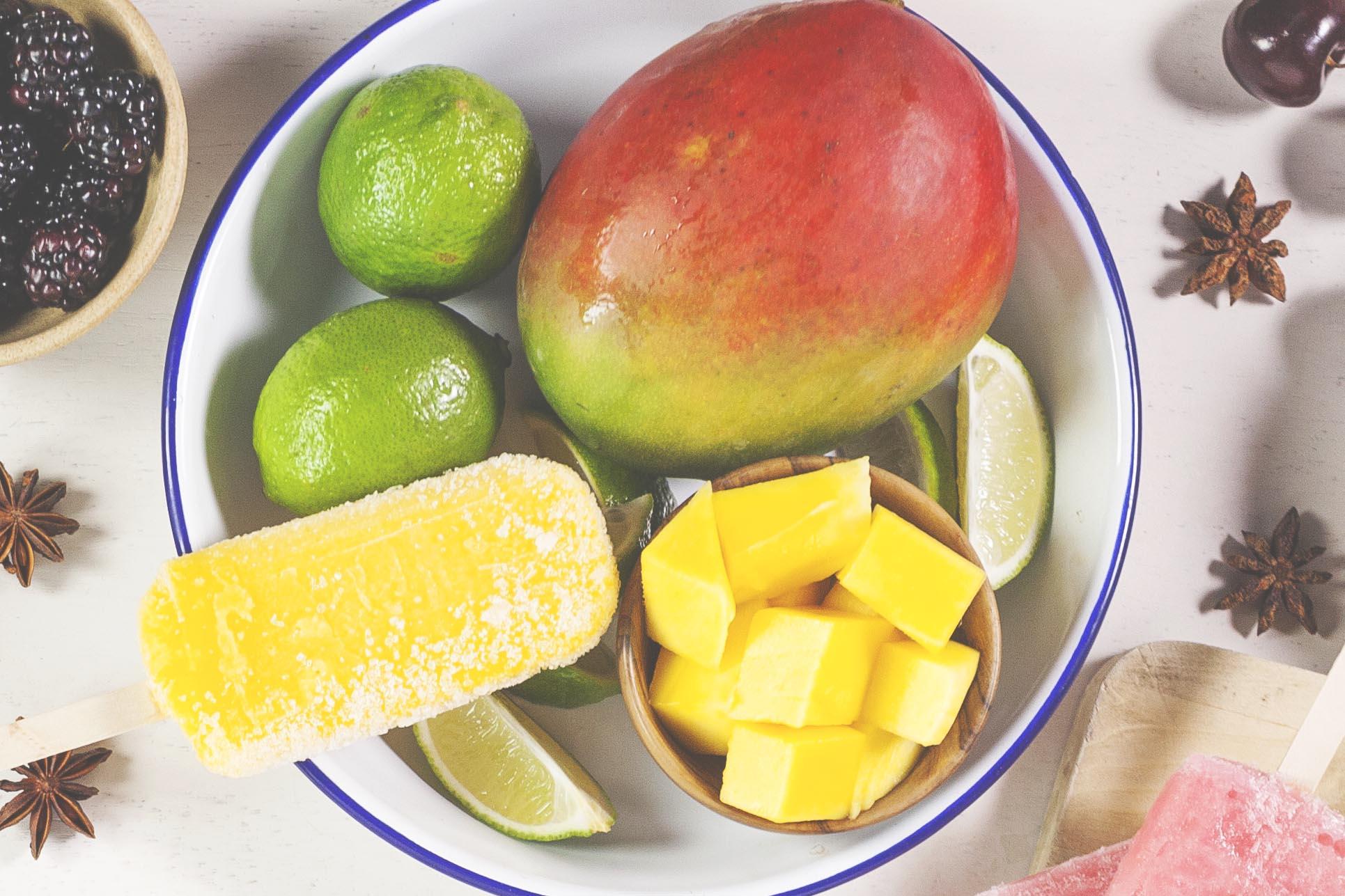 Mango & Lime DELIPOP