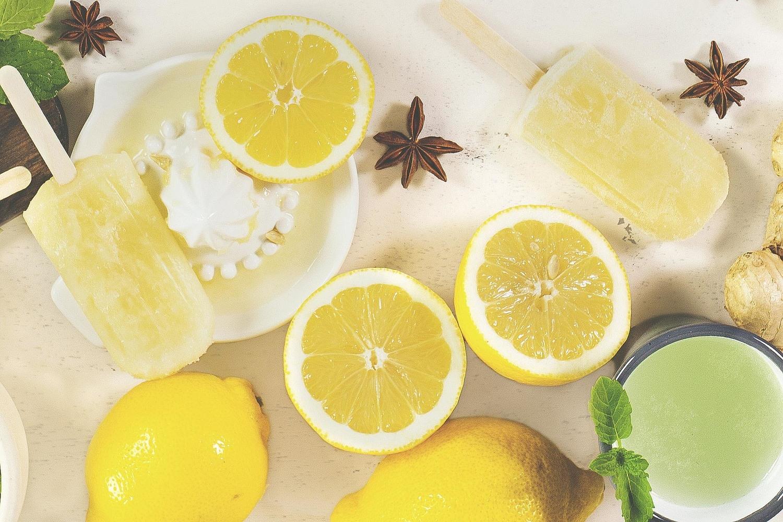 Granny's Lemonade DELIPOP