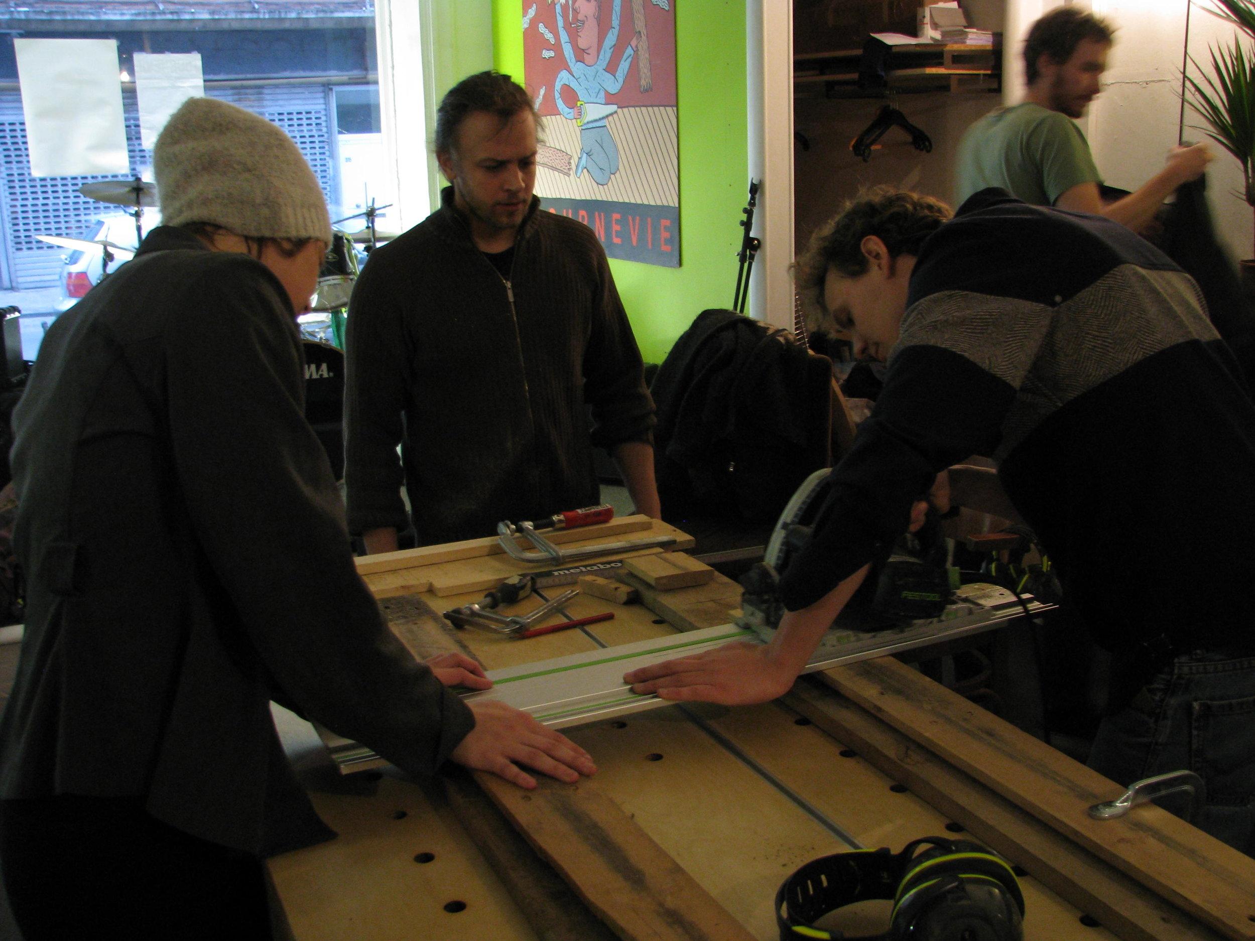 Mega Massive Tool Party Workshop