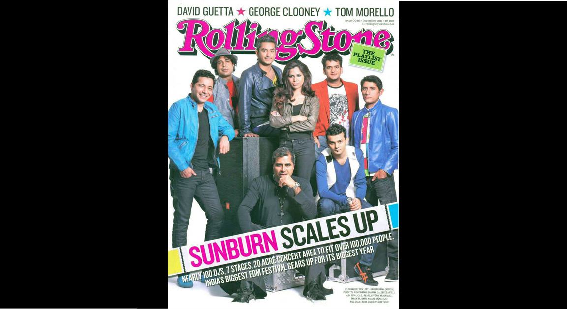 Rollingstone Magazine