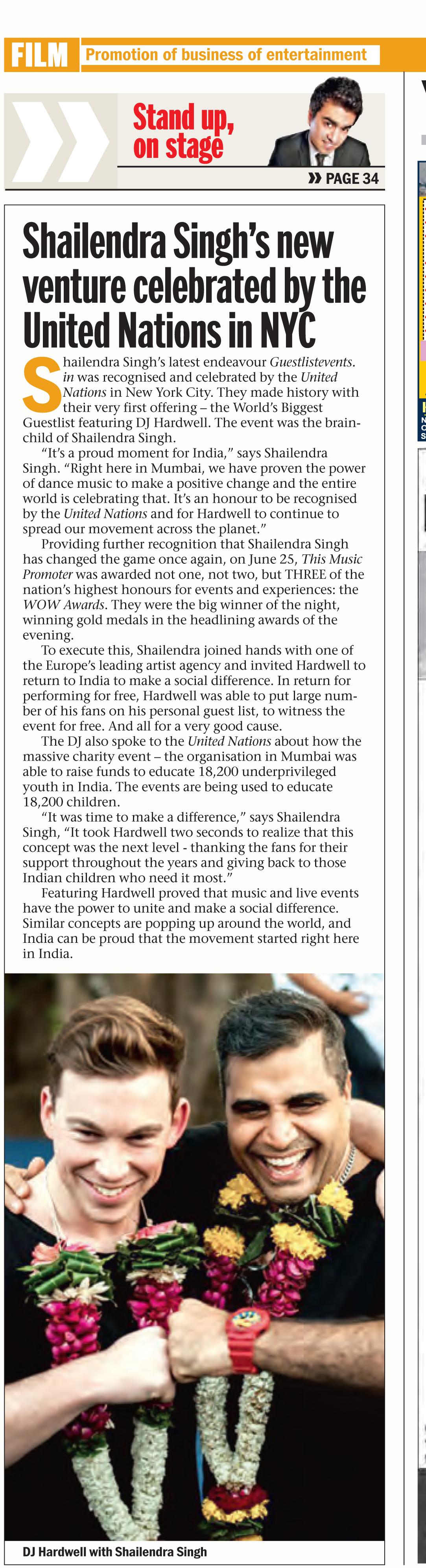 Mumbai Mirror. 11 July 2016